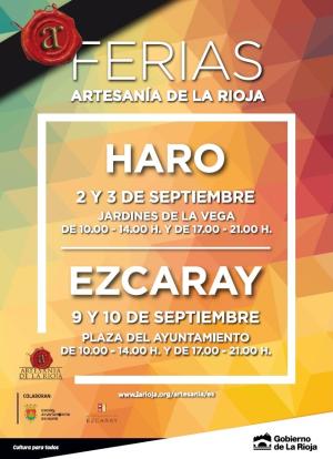 Ferias de Artesanía en La Rioja