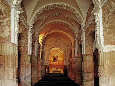 Basílica de Santa María de los Arcos