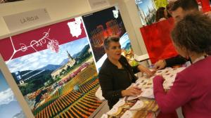 Turismo del vino, cultura y gastronomía son los productos riojanos que mayor interés despiertan en la Feria de Londres