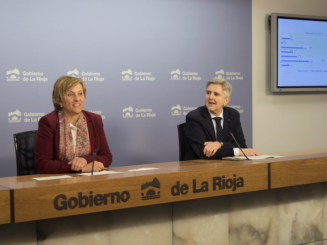 La Rioja supera en 2017 la cifra de 800.000 turistas, lo que supone un incremento del 5,8% respecto a 2016