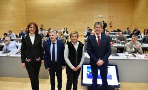 González Menorca subraya la apuesta del Gobierno riojano por fortalecer el turismo congresual por su contribución al empleo y la riqueza de la región