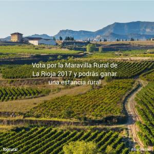 La Rioja Turismo y Toprural ponen en marcha el concurso Las 7 maravillas rurales de La Rioja para promocionar la región como turismo de interior
