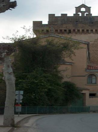 Torre-fuerte de Anguciana