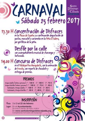 Carnaval en Santo Domingo de la Calzada