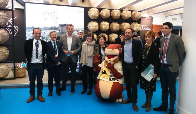 La Rioja muestra su oferta turística en la feria Sevatur de San Sebastián