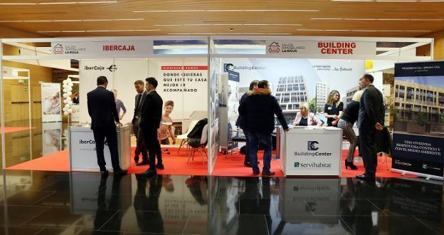 Clausura del III Salón Inmobiliario y Decoración de La Rioja