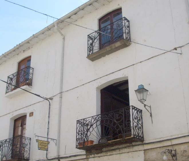 Casa Casino de Munilla