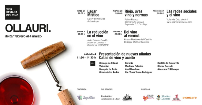 XVIII Semana del Vino de Ollauri