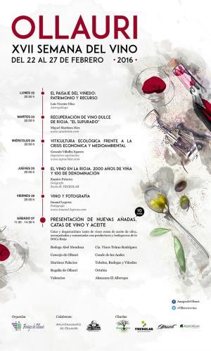 XVII Semana del Vino de Ollauri