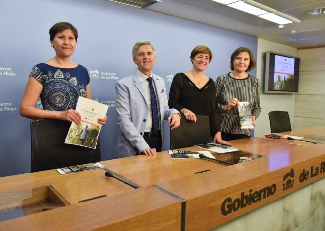 """La Ruta de Sagasta en Logroño, una nueva experiencia turística """"que permitirá conocer las aportaciones de este político a la capital riojana"""""""