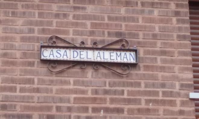 Apartamentos 'Casa del Alemán'