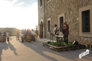 El Terraceo en Classica #Comebailaybebevino