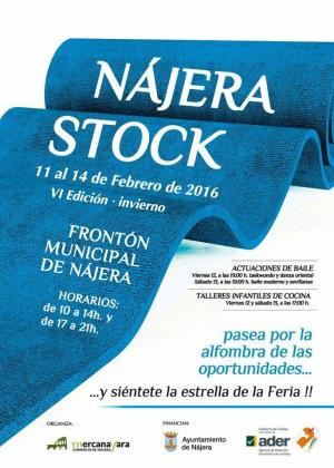 Feria de Oportunidades Nájera Stock