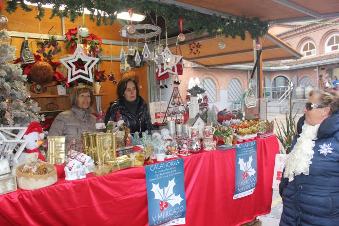 VI Mercado de Navidad de Calahorra