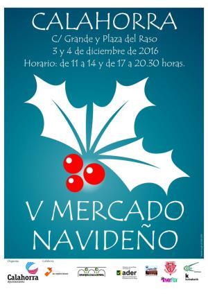 V Mercado de Navidad de Calahorra