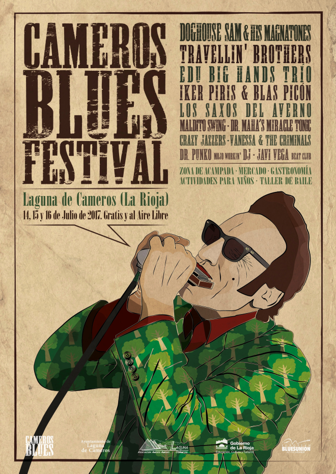 Cameros Blues Festival