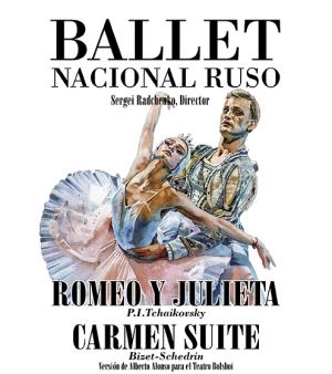 BALLET 'ROMEO Y JULIETA - CARMEN SUITE'