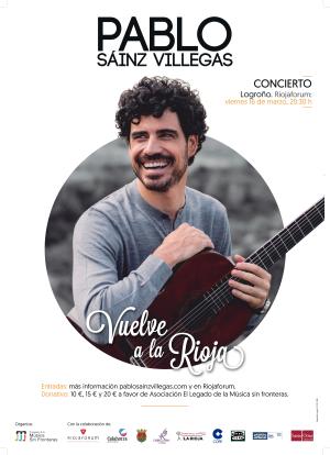 Pablo Sáinz Villegas despide su minigira riojana en Riojaforum