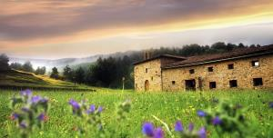 La Rioja en Primavera…   verde de prados, hayedos y pinares
