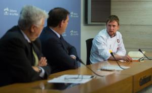 La 'Sesión Capital ' ofrecerá mañana en Riojaforum pinchos basados en El Quijote