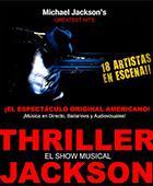 THRILLER JACKSON - El show musical