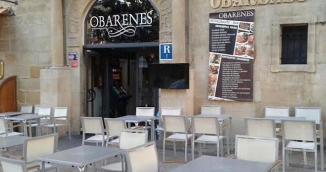 Obarenes