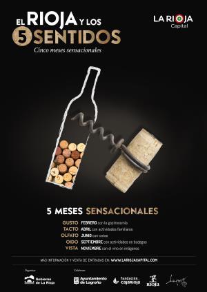El Rioja y los 5 sentidos: cinco meses sensacionales