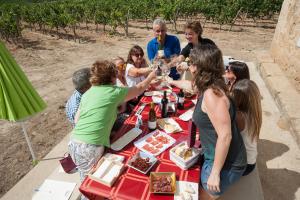 Visita con picnic en Bodegas Bilbaínas