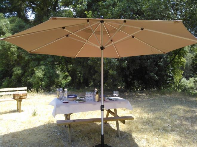 Visita GPE (visita + cesta picnic) y Visita Campo y Bodega