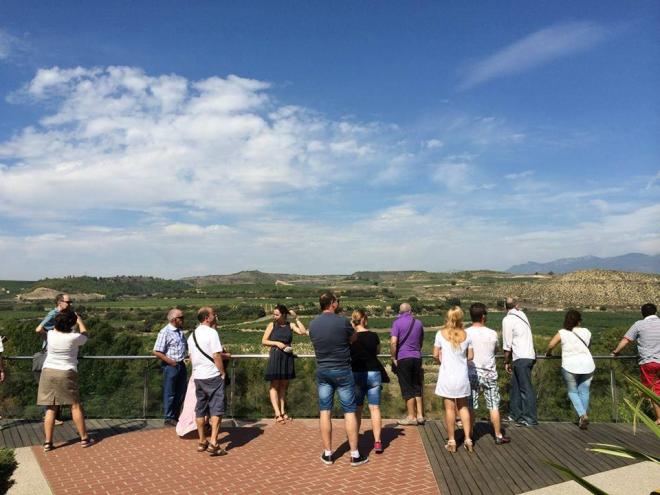 Visita Gran Pago de España (GPE)