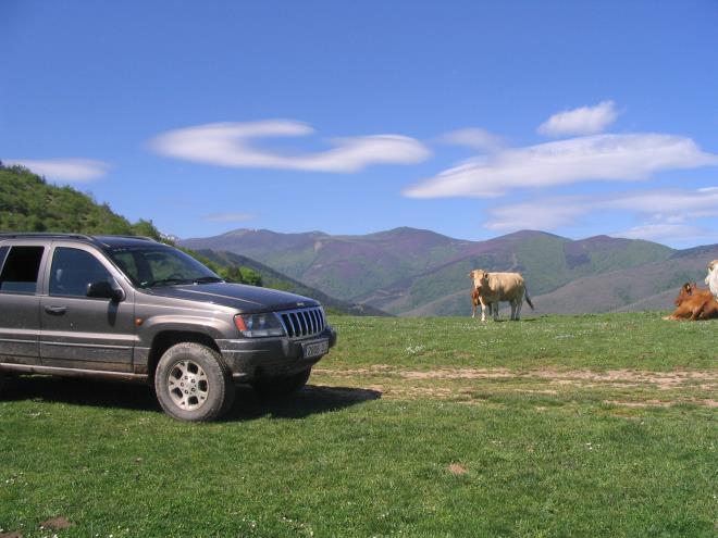La Rioja en Primavera… verde de prados, hayedos y pinares.  Ruta en 4x4 por la Sierra de Cameros